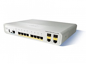 Коммутаторы Catalyst 2960 Cisco WS-C2960C-8TC-S