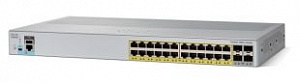 Коммутаторы Catalyst 2960 Cisco WS-C2960L-24PS-LL